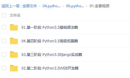 QQ图片20180314163327 - 2018最新python3.5全栈工程师零基础到项目实战学习路线班 百度云盘